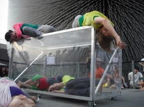 Human Animal Shanghai by Janis Claxton Dance