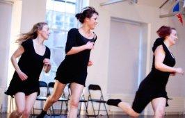 Asylum Dances by Jack Webb