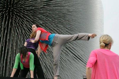 Human Animal by Janis Claxton Dance