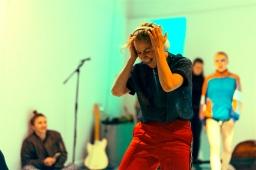 Something Smashing               Dance&Music Improvisation Edinburgh